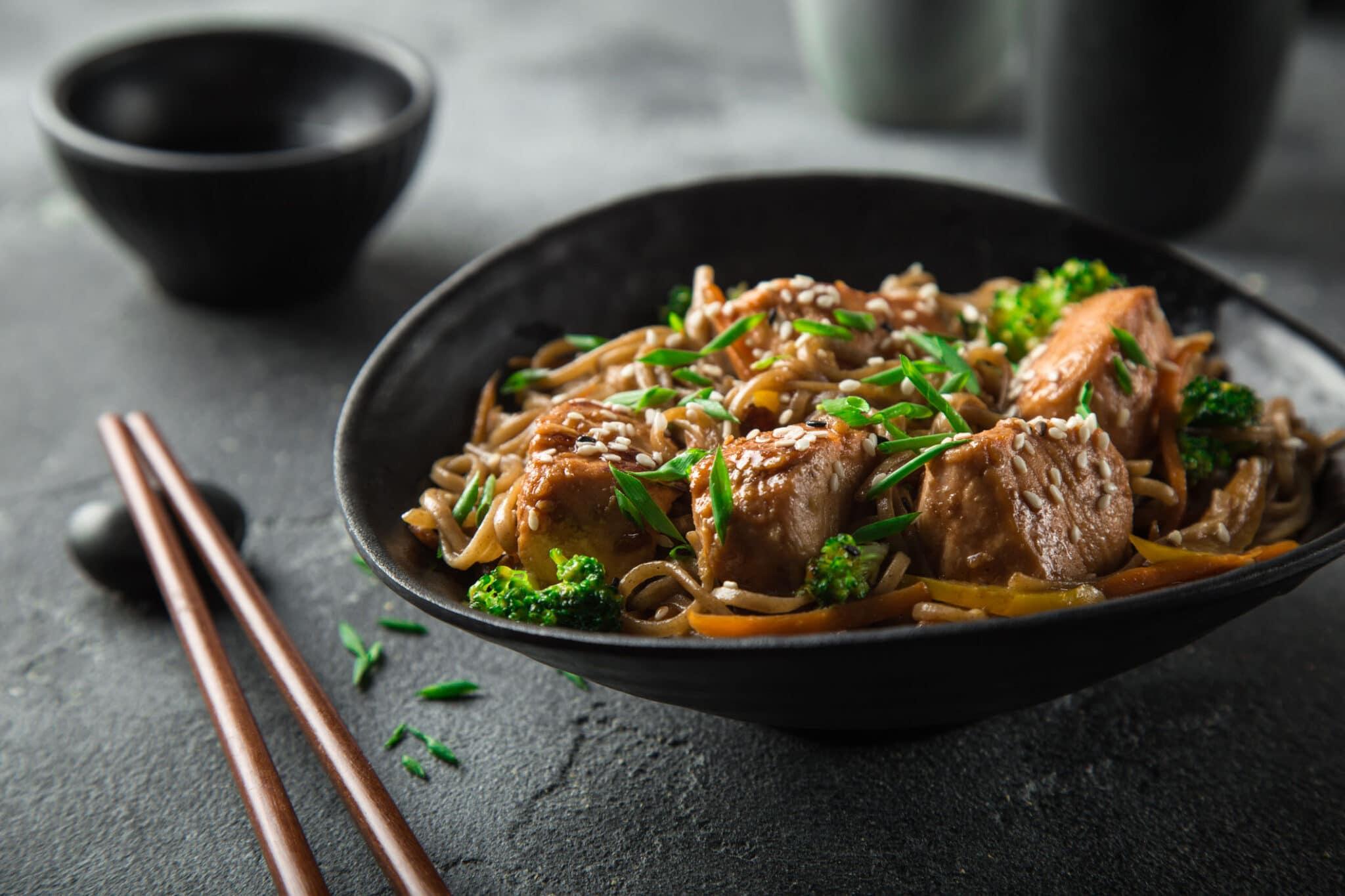 Kinesisk restaurant